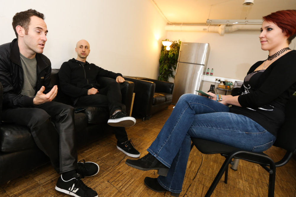 Simple Plan Interview