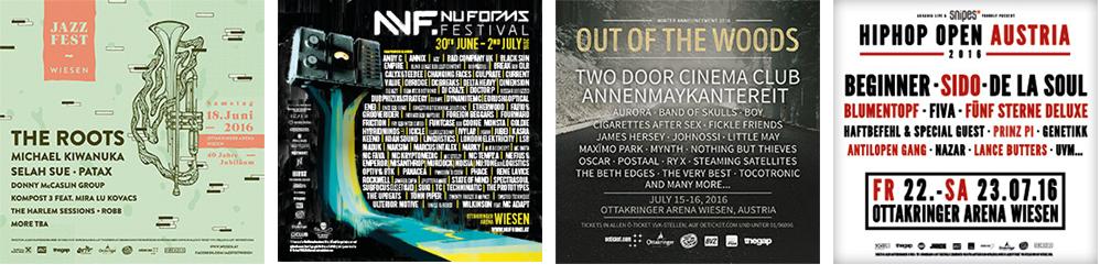 Wiesen Festivals 2016