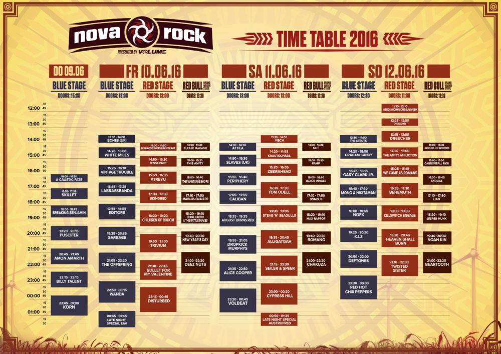 nova-rock'16-timetable-akutalisiert