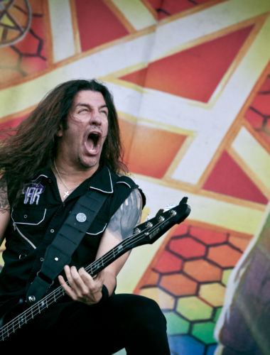Anthrax © Alex Blach