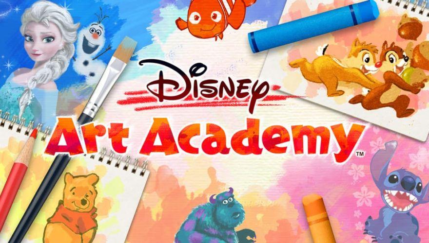 Disney-Art-Academy