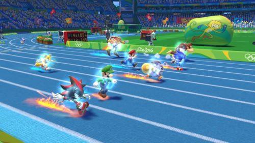 Wer kann mit Sonic und Shadow mithalten? Dr. Eggman schonmal nicht.