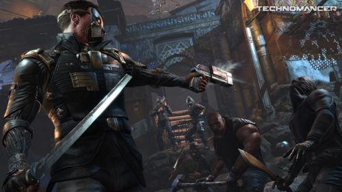 Im Rogue-Stil wird mit Säbel und Pistole kurzer Prozess gemacht.