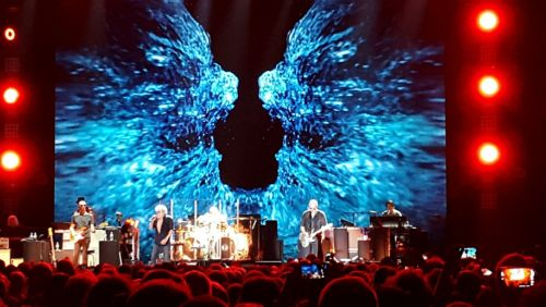The Who live in der Stadthalle 2016 / (c) Christian L.