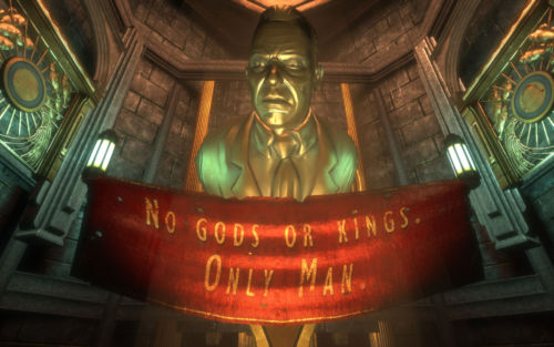 Und hier ein Screenshot der neuen Version aus BioShock: The Collection