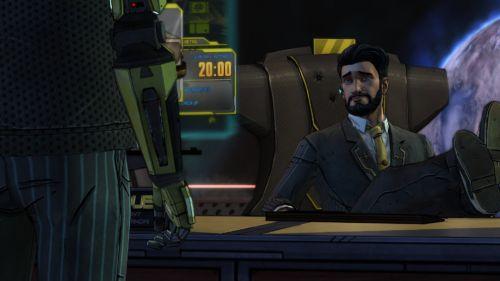 "Erz-Rivale ""Ass""-quez auf deinem rechtmäßigen Chef-Sessel."