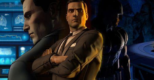 Wir spielen natürlich nicht nur Bruce Wayne, sondern schlüpfen auch in sein Alter Ego Batman.
