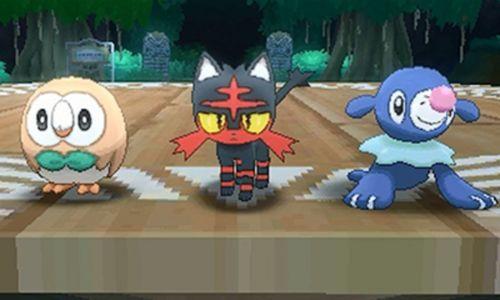 Die Entscheidung fällt schwer bei drei so süßen Starter-Pokémon.