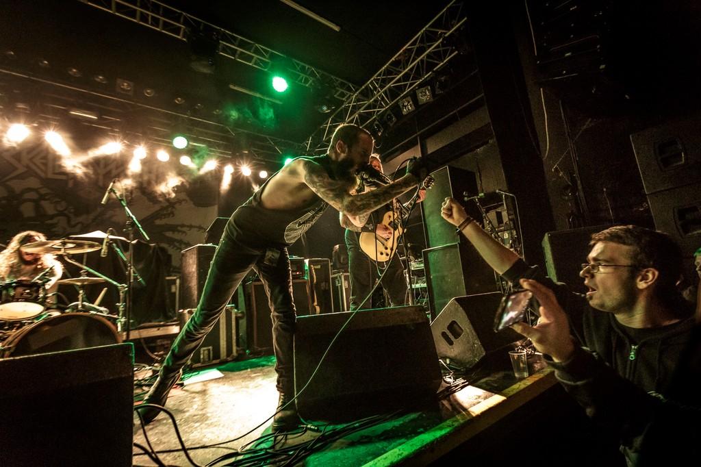 Skeletonwitch Live Arena Wien 2016 (c) Mario Baumgartner