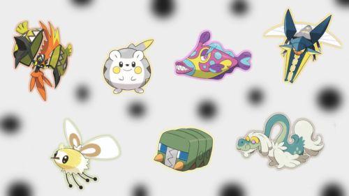 Dies sind nur eine Hand voll verrückter neuer Pokémon, die in Alola auf euch warten.