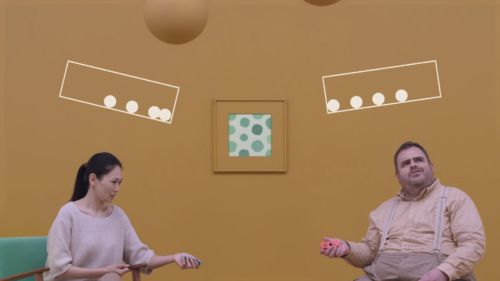 Ball Count ist definitiv das Game, das Spieler dank HD-Rumble in Staunen versetzen wird.