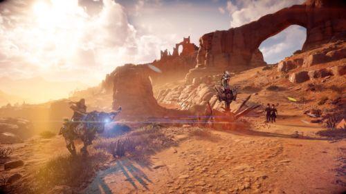 Open-World, RPG Elemente und das Setting machen Horizon zu einer brillianten neuen IP!