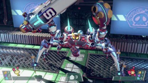 Der Storymode des Spiels wartet auch mit klassischen Bosskämpfen auf.