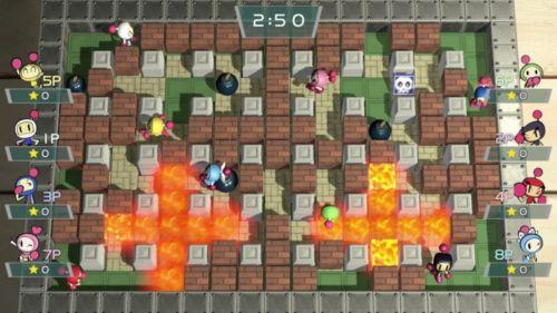 Multiplayer-Madness: Bis zu acht Spieler können sich gleichzeitig bekriegen!