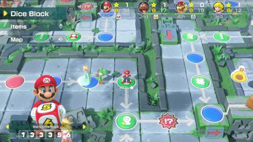 Ein gutes, klassisches Mario Party mit großen, ereignisreichen Spielbrettern. Darauf haben wir gewartet!